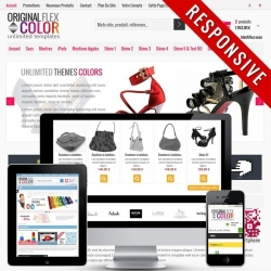 Original Flex Color Responsive Unlimited Themes Colors