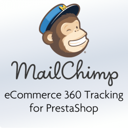 MailChimp eCommerce 360 for PrestaShop