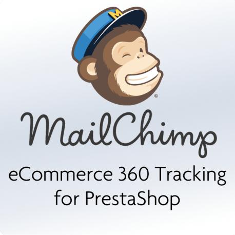 MailChimp eCommerce 360 for PrestaShop
