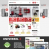 Universel 2 Responsive Template