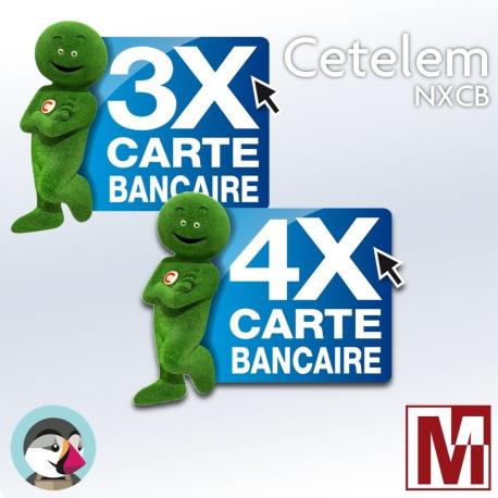 Payment Module CETELEM NXCB