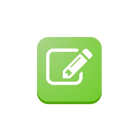 Module customization by attribute