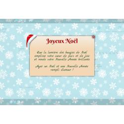 Module Message de Noël