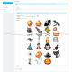 Module de Message d'Halloween personnalisé pour PrestaShop