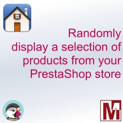 Random Home Featured PrestaShop 1.6
