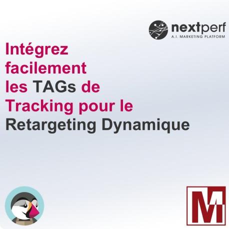 NextPerf Tagging pour PrestaShop