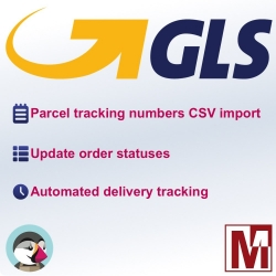 GLS tracking number and delivery