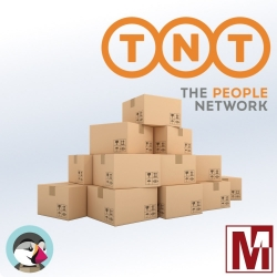 Module de suivi de colis TNT Express pour PrestaShop