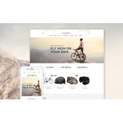 Bikerita - thème PrestaShop adaptatif