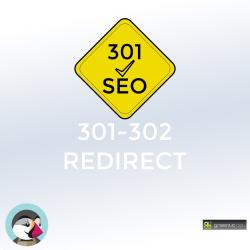 Redirection 301 / 302 des produits désactivés ou supprimés