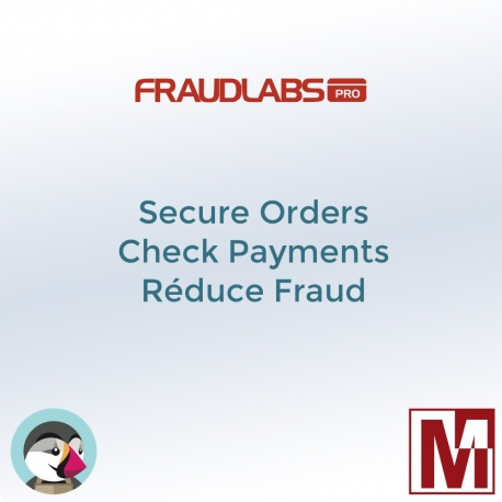 PrestaShop FraudLabs Pro Fraud Prevention