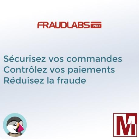 Lutter contre la fraude avec FraudLabs Pro sur PrestaShop