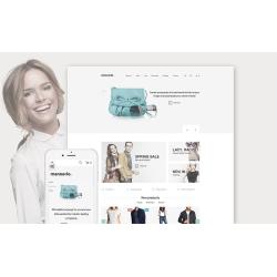 Mannerlo - Template PrestaShop responsive pour site de vêtements