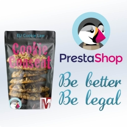 Module PrestaShop - Cookie consent ultime - simple et efficace