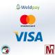 Module de paiement Weldpay pour PrestaShop
