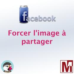 PrestaShop définissez proprement l'image de partage sur les réseaux sociaux