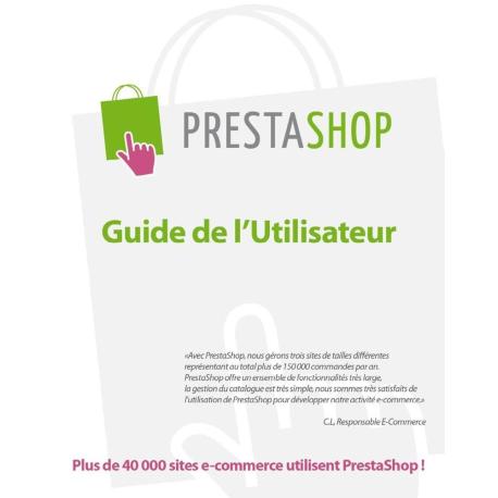 Guide utilisateur PrestaShop 1.3