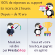 Comparateur de prix IDEALO tracking pixel