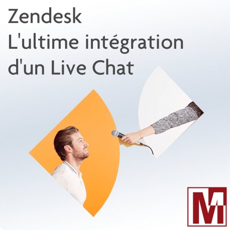 Module PrestaShop de chat en direct par Zendesk