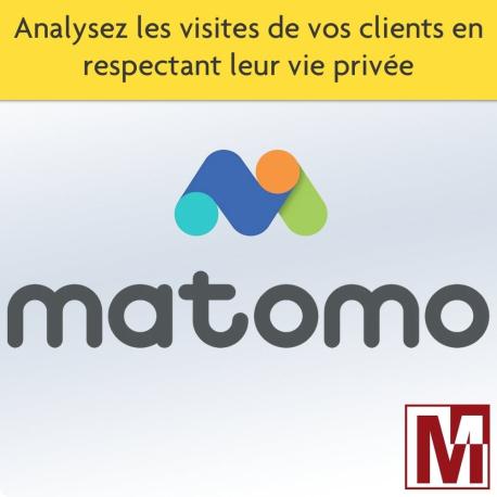 Suivre ses visiteurs avec Matomo