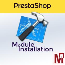PrestaShop service Installation module