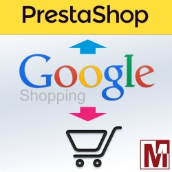 PrestaShop Export Google Shopping