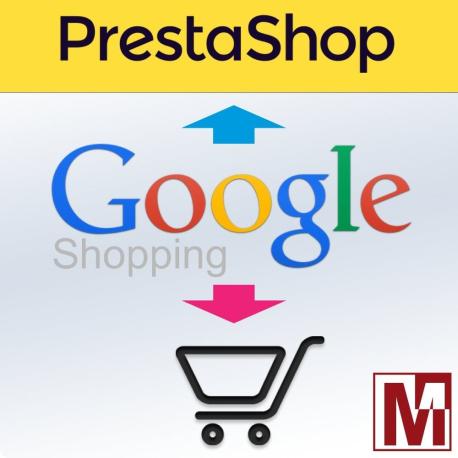 PrestaShop Export Google Shopping