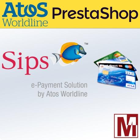 Module de Paiement SIPS ATOS Worldline pour PrestaShop