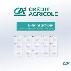 PrestaShop Module de Paiement Crédit Agricole - eTransaction