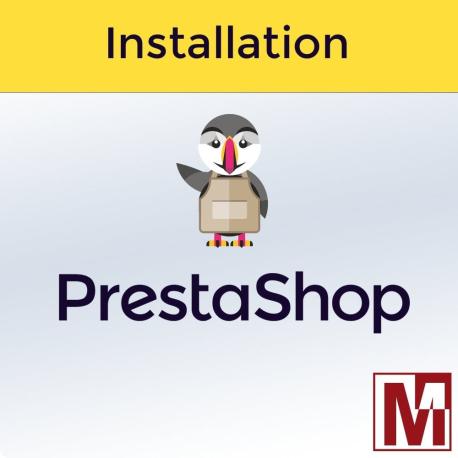Installation de Prestashop