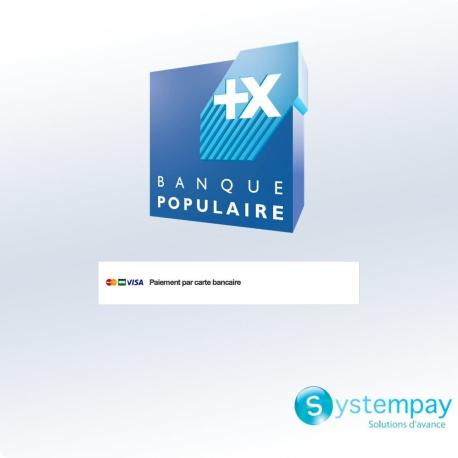 Module de Paiement Banque Populaire - SystemPay pour PrestaShop et PrestaShop Cloud