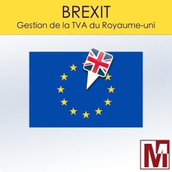 Module Brexit Gestion TVA Royaume-Uni