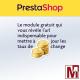 Révéler l'url pour les taux de change de Prestashop