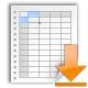 Export Catalogue au format CSV
