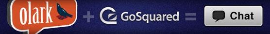 GoSquared + Olark