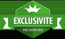 Exclusivité Prestatoolbox